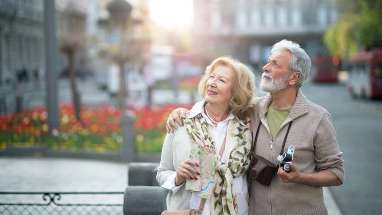 Travelling for Seniors: Part 1 of 2
