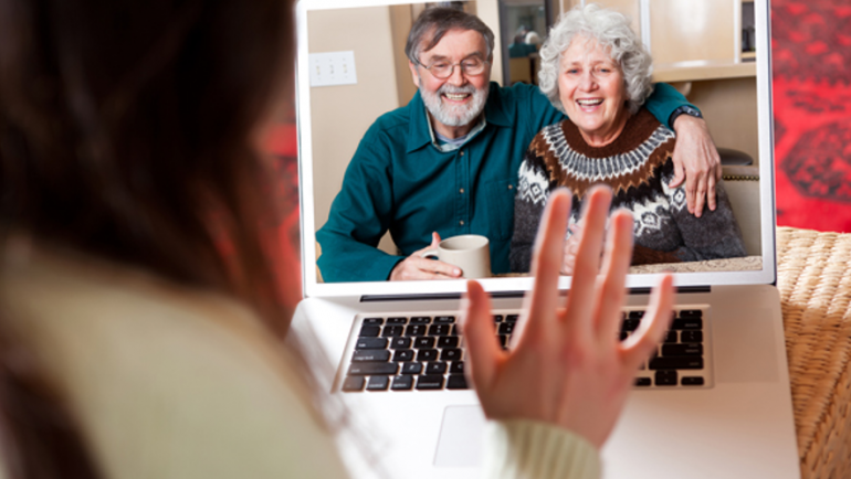 The Role of Technology in Eldercare