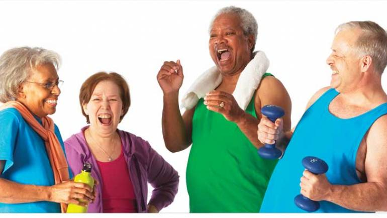 Seniors' Week June 1-7: Keeping You Active